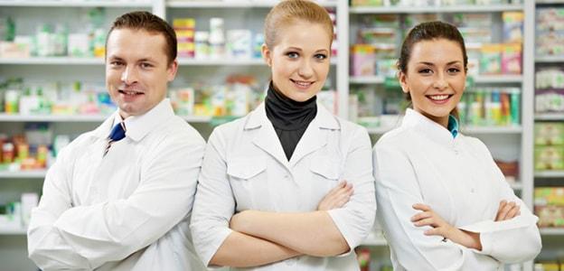 Fale com nossos farmacêuticos.