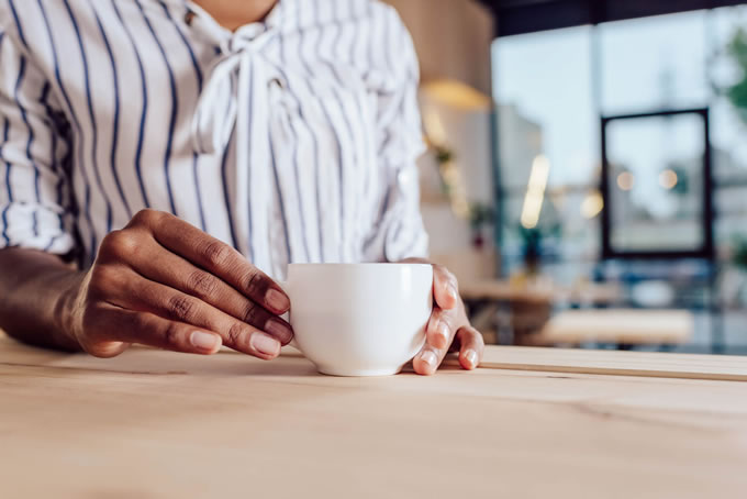 Consumo excessivo de café