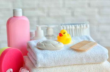 5 itens de higiene do bebê que você precisa sempre ter à mão