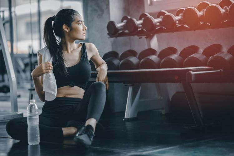 como ganhar mais resistência física - descanso