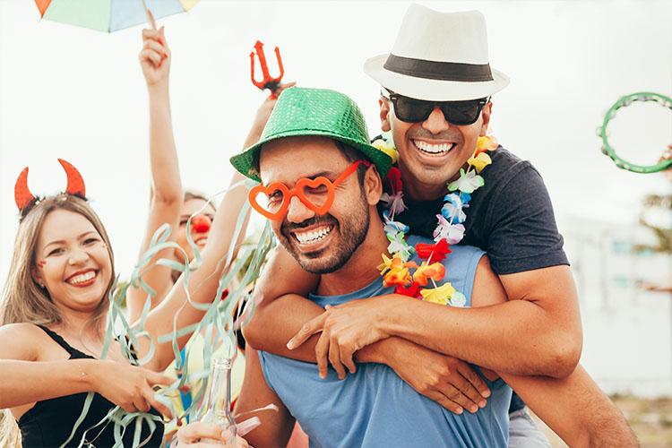cuidados com a saúde no carnaval