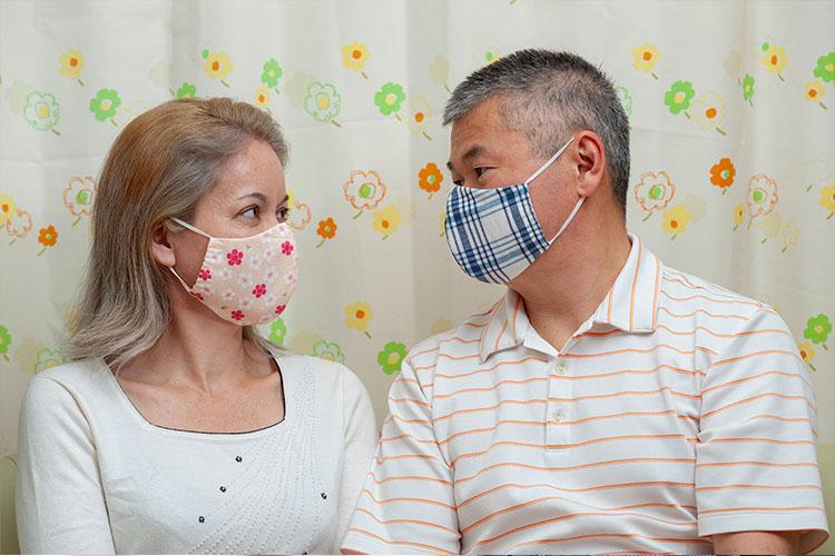 mascaras de protecao respiratoria caseiras feitas de tecido
