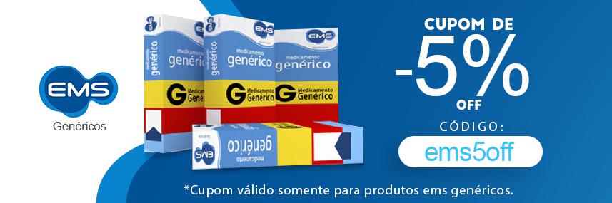 EMS - Genéricos 5OFF