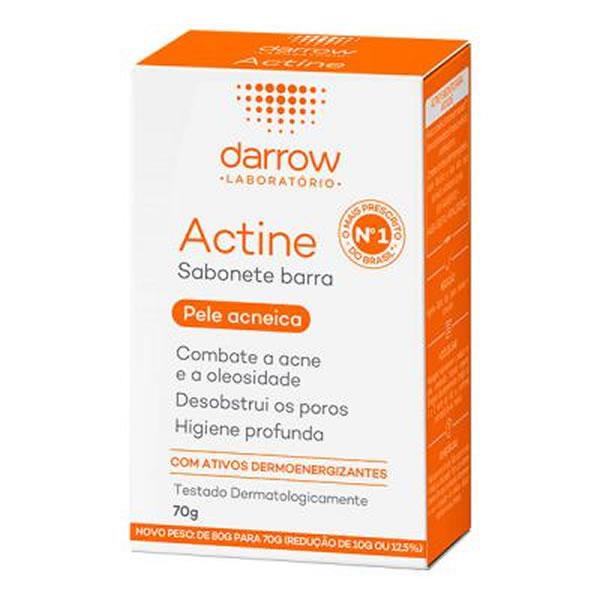 Actine Sabonete Barra com 70g