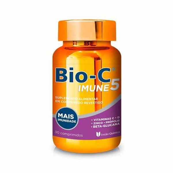 Bio-C Imune 5 com 30 comprimidos