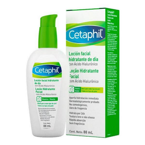 Cetaphil Loção Hidratante Facial Hialurônico com 88ml