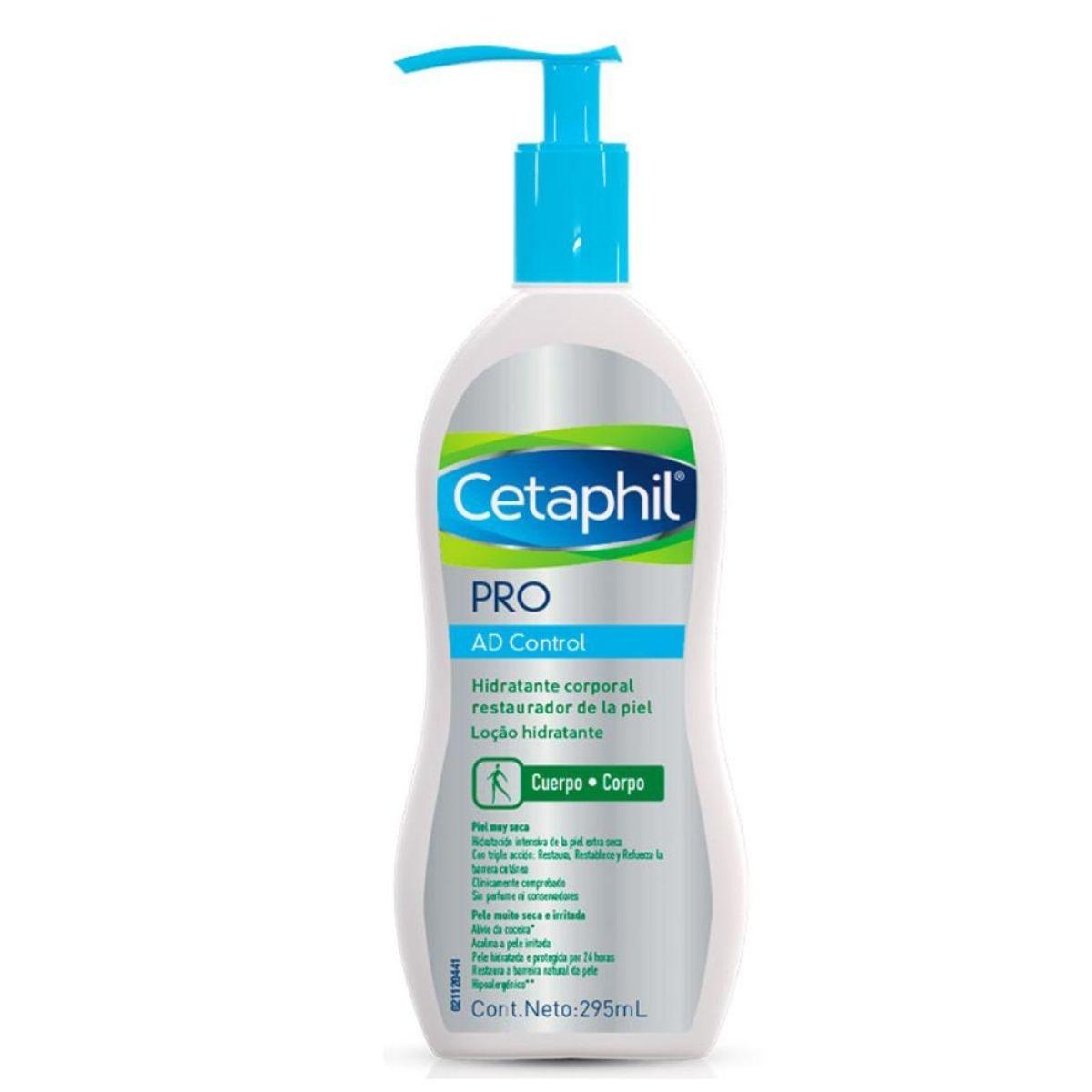 Cetaphil Pro AD Control Loção Hidratante com 295ml