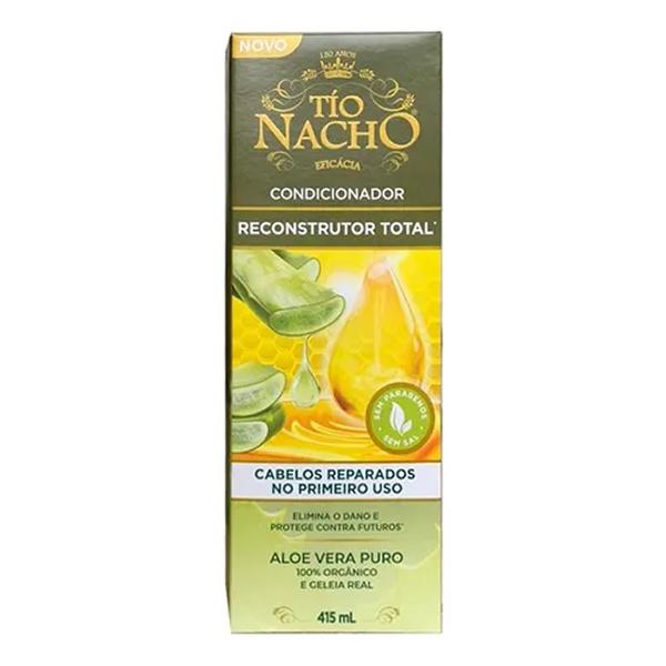 Condicionador Tio Nacho Reconstrutor T...