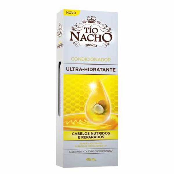 Condicionador Tio Nacho Ultra Hidratan...