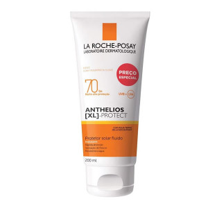 Anthelios XL Protect FPS70 com 200ml