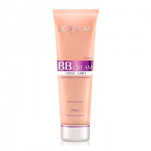 BB Cream Base média FPS20 com 50ml