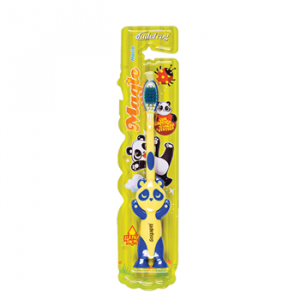 Escova Dental Jadefrog Infantil Magic Macia
