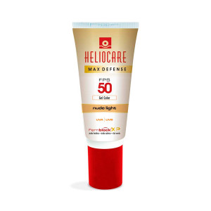 Heliocare gel creme color nude light FPS 50 50g