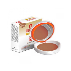 Heliocare Pó Compacto Brown FPS 50 Oil Free 10g
