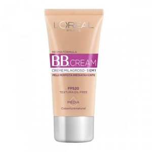 BB Cream Base Média FPS 20 Com 30ml