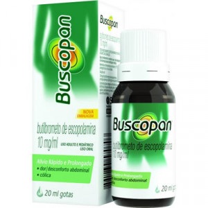 BUSCOPAN gotas 20ml