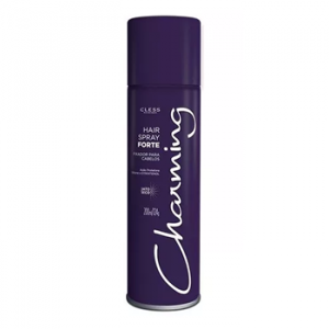 Charming Hair Spray Forte com 200ml