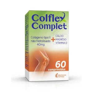 Colflex Complet com 60 cápsulas