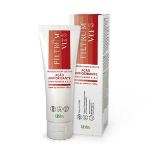 Creme Gel Hidratante FILTRUM VIT FPS 50 120 gramas
