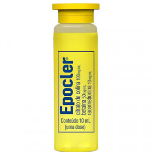 EPOCLER 1 flaconete com 10ml