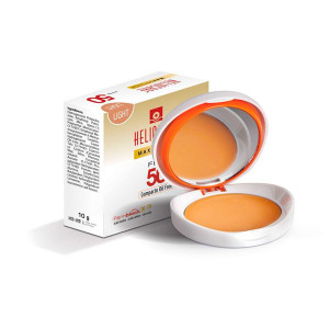 Heliocare Pó Compacto Light FPS 50 Oil Free 10g