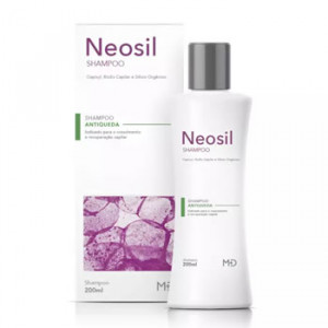 Neosil Shampoo Antiqueda com 200ml