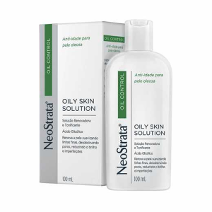 Neostrata Oil Control Oily Skin Solution com 100ml