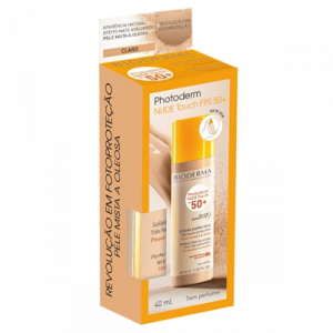 Base Photoderm Nude Touch FPS50 - Cor Claro
