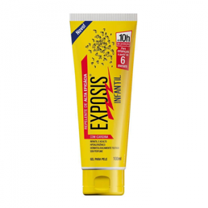 Repelente Exposis infantil gel 100ml