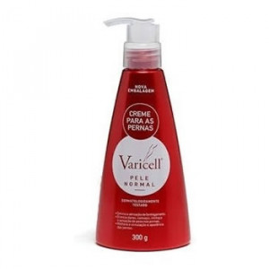 Varicell Creme Pele Normal com 300g