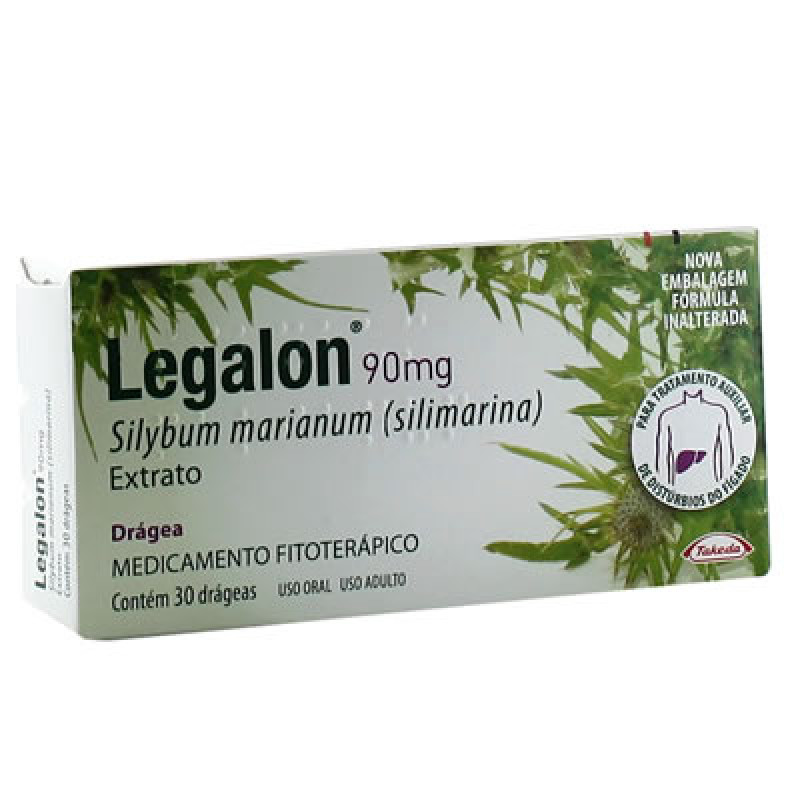 LEGALON 90mg 30 drágeas