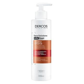 Dercos Shampoo Kera Solutions com 300ml