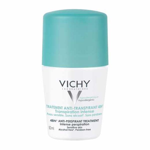 Desodorante Vichy Roll 48h com 50ml