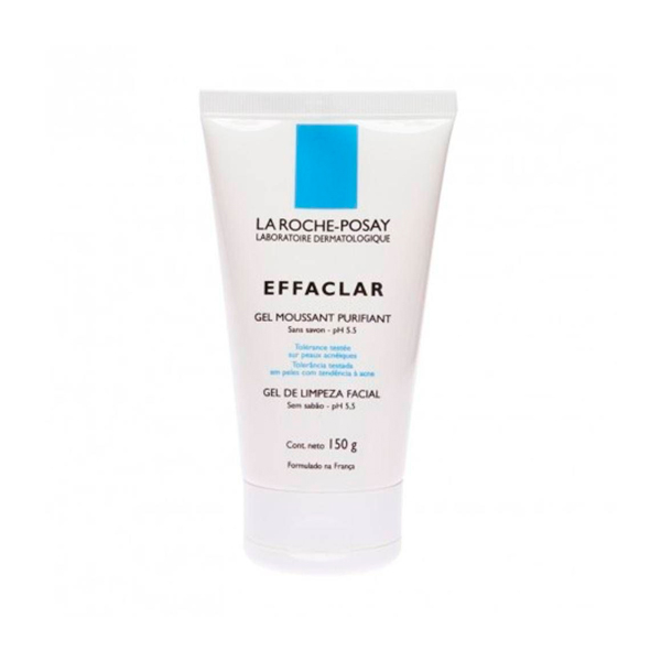 Effaclar Gel de Limpeza Facial La Roche-Posay 150ml