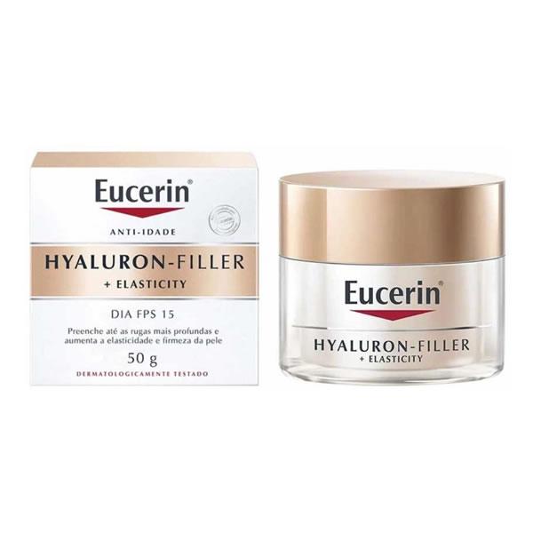 Eucerin Hyaluron-Filler Elasticity Dia FPS15 com 50g