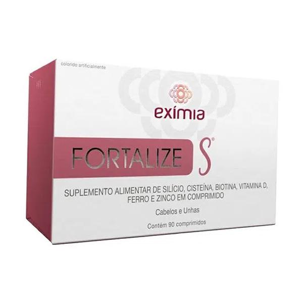 Eximia Fortalize S com 90 comprimidos