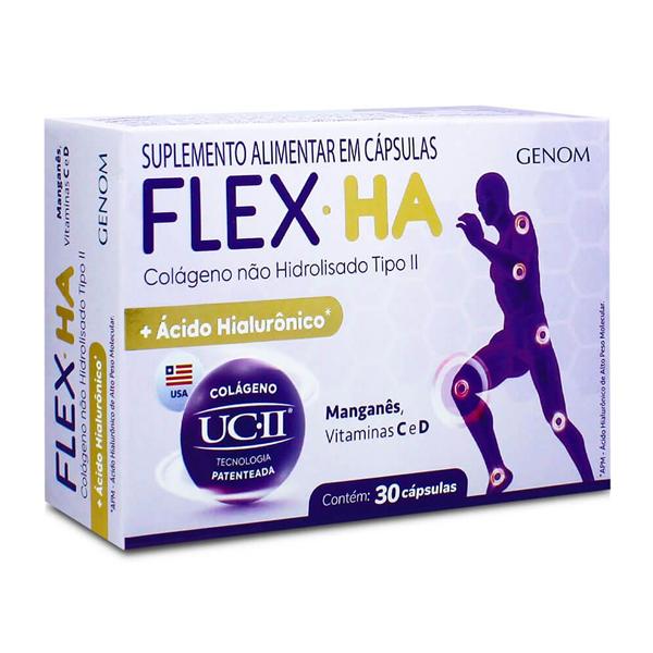 Flex-HA com 30 Cápsulas
