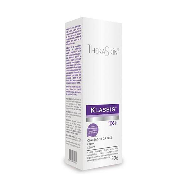 Klassis Tx+ Sérum Clareador da pele com 30g