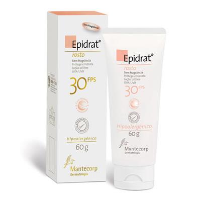 Epidrat Rosto Loção HidratanteFPS30 com 60g