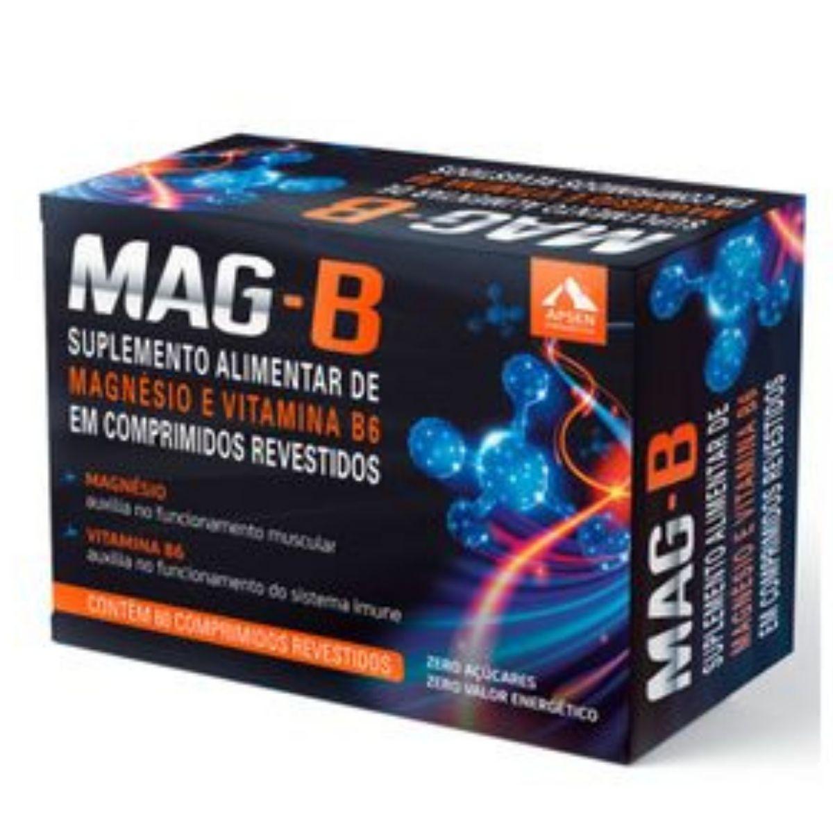 Mag B com 60 comprimidos