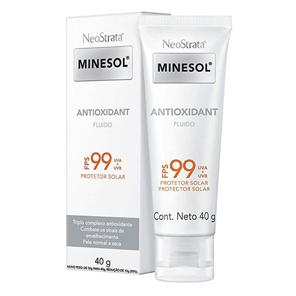 Neostrata Minesol Antioxidant FPS99 com 40g