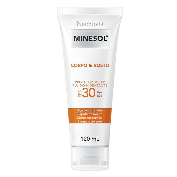 Neostrata Minesol Corpo & Rosto FPS30 com 120ml