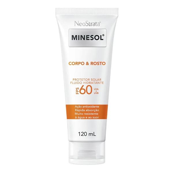 Neostrata Minesol Corpo & rosto FPS60...
