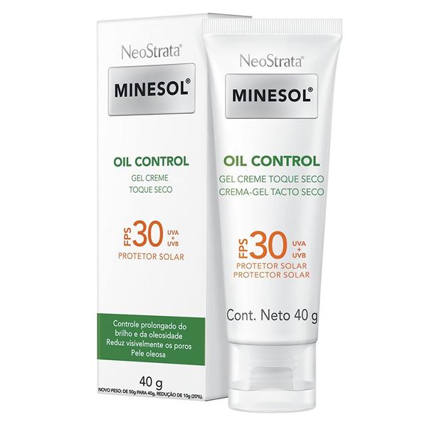 Neostrata Minesol Oil Control Gel Creme FPS30 com 40g