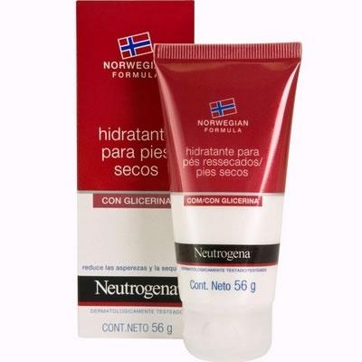 Neutrogena Hidratante Norweg Pés Com 56g