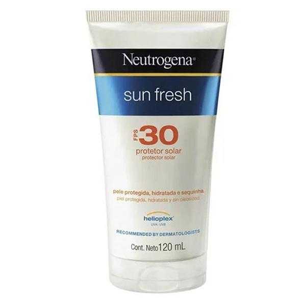 Neutrogena Sun Fresh Protetor Solar FPS30 com 120ml