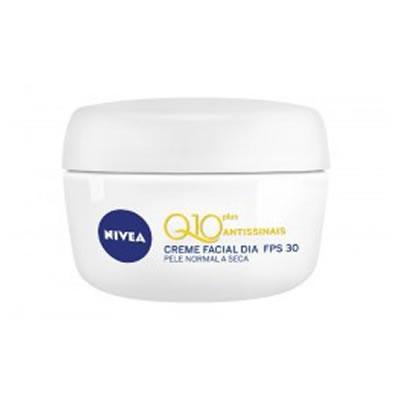 Nivea Q10 Plus Creme Antissinais Dia com 50g
