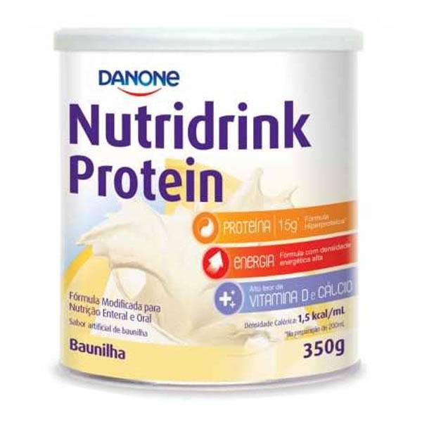 Nutridrink Protein Sabor Baunilha com 350g