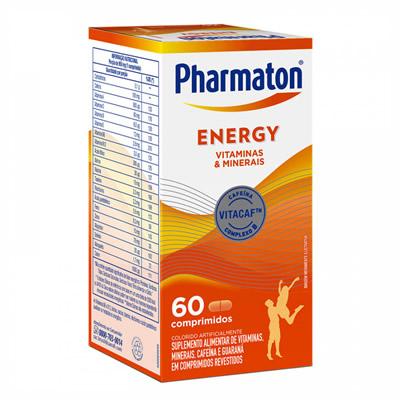 Pharmaton Energy com 60 Comprimidos