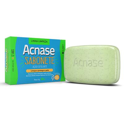 Sabonete Acnase Esfoliante com 80g